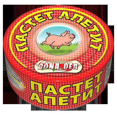 Pate Appetite 100/180/300g.