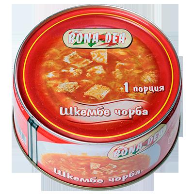 Tripe soup 300g.